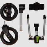 Адаптационный набор - Buggypod Io для колясок Akcesmed