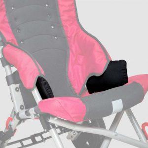 Боковые жесткие пелоты для коляски Akcesmed Рейсер Омбрело