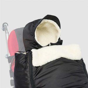 Капюшон на зимний чехол для колясок Akcesmed