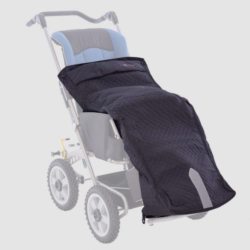 Летний чехол для колясок для колясок Akcesmed