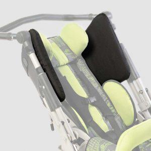 Низкие боковые заслоны для головы для коляски Akcesmed Рейсер Урсус