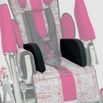 Подушки сужающие сидение шир. 6 см для колясок Akcesmed Рейсер Урсус
