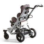 Кресло-коляска прогулочная для детей ДЦП Кимба Нео