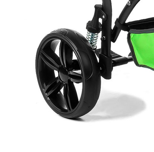 Колесо заднее для коляски JUNIOR