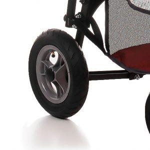 Заднее колесо для коляски OPTIMUS