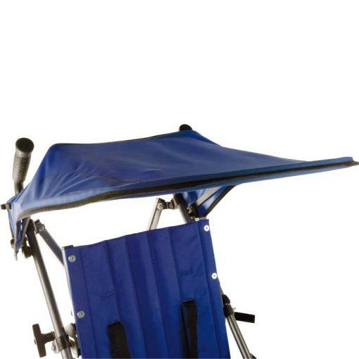 Кресло-коляска для детей ДЦП Эко-багги Отто бокк