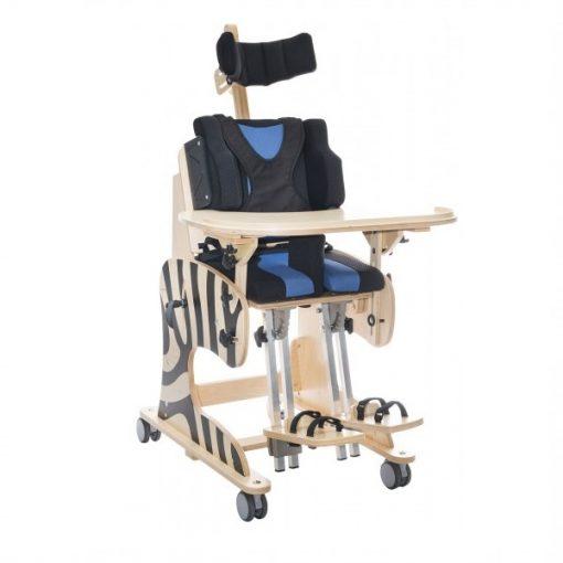 Реабилитационное кресло c функцией кушетки Зебра Akces Med