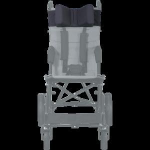 Стандартный подголовник, не регулируемый для колясок Patron