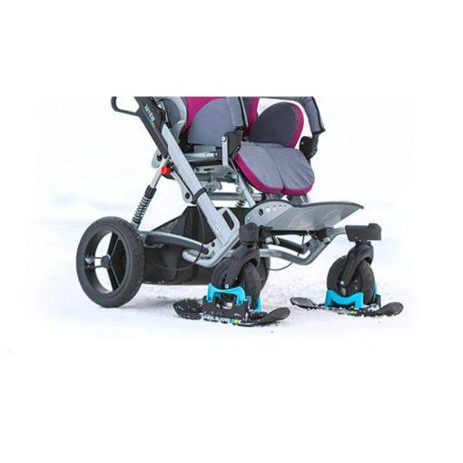 Лыжи для детской коляски Patron Wheelblades XL
