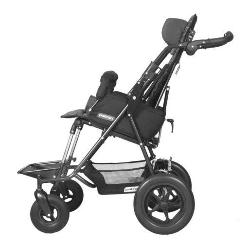 Детская инвалидная коляска ДЦП Patron Ben 4 Plus