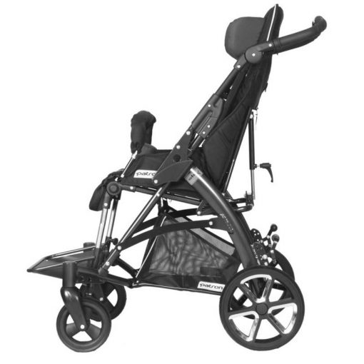 Детская инвалидная коляска ДЦП Patron Jacko Clipper