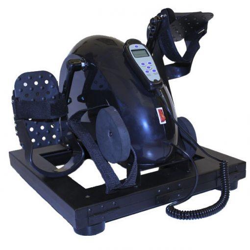 Простой педальный тренажер с электродвигателем LY-901-FMB