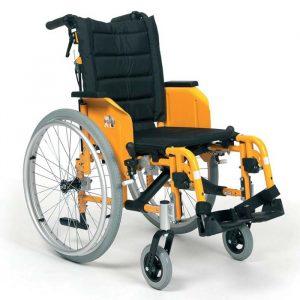 Кресло-коляска детская инвалидная Eclips X4 Kids 90°