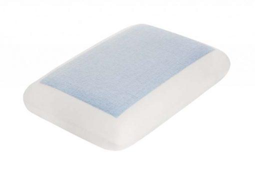 Подушка ортопедическая под голову Qmed Comfort Gel
