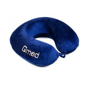Подушка ортопедическая под шею Qmed Traveling