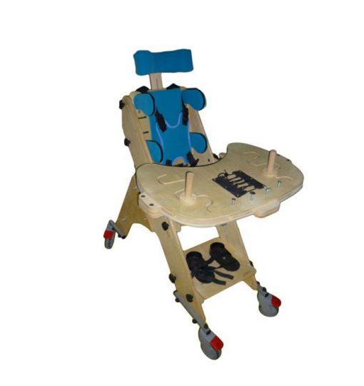 Съемный столик с тренажерами к опоре ОС-007