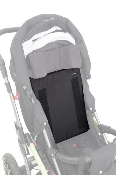 Подушка уменьшающая глубину сиденья на 3 см для коляски Гиппо