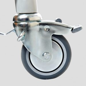 Колеса с блокировкой отодвигания вертикализатора AVL_010