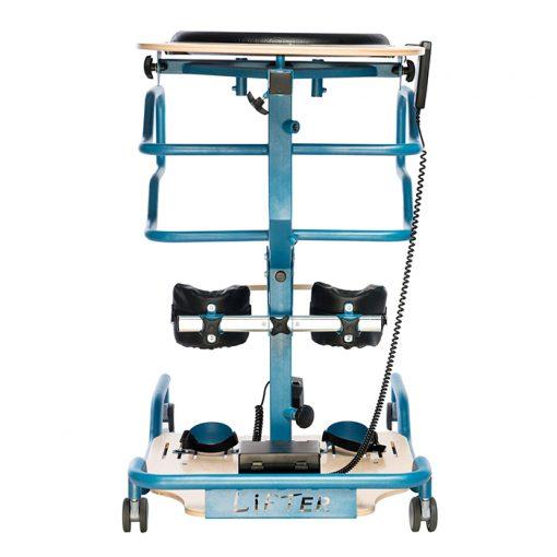 ЛИФТЕР Статичный вертикализатор с электроподъёмником
