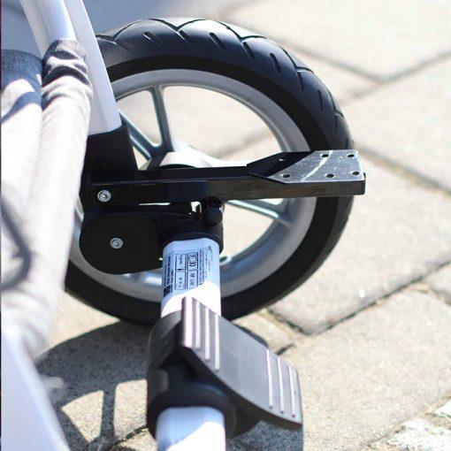 Кресло-коляска Grizzly MyWam для детей с ДЦП