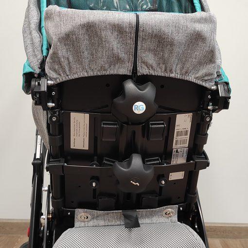Регулировки угла наклона спинки и кресла