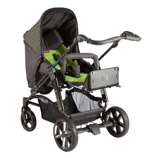 Кресло-коляска инвалидная DIXIE 4 Plus