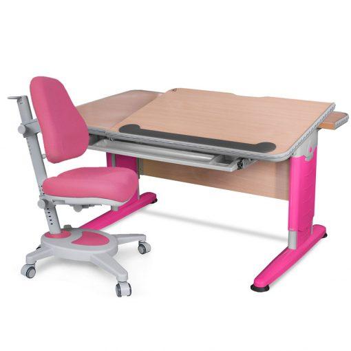Комплект Mealux парта Detroit + кресло Onyx