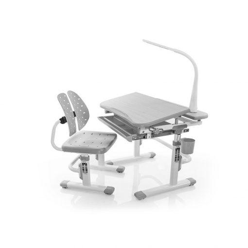 Комплект парта и стульчик Mealux EVO-05 (с лампой)